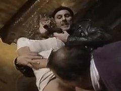 Violentata Davanti al Marito - Foursome with Draghixa