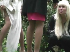 Hidden Cam In Forest Girls Pee Part 12