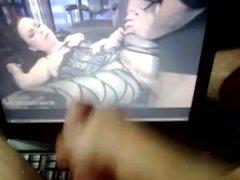 cum tribute veruca james jerking while watching porn