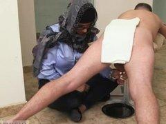 Arab fucks white wife and anal sex Black vs