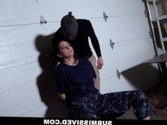 Submissived - Army Slut Kyra Rose Becomes War Prisoner