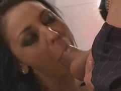 Big Tits Audrey Bitoni Rides A Big Cock