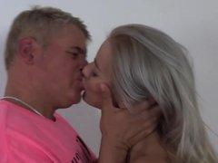 Dan and Cherry Kiss love hardcore fuck