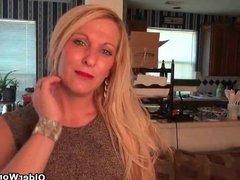 American moms in pantyhose part 12