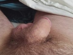 my cock grows hard hands free thinking about wifes pussy