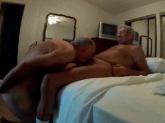 Watch Bruce suck another man's penis at XHAMSTER