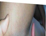 Corrida interna. Tatuaje. Clitoris