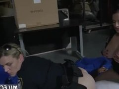 Police strip and european milf anal first