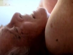 Passionate lovemaking with a Passionate Granny