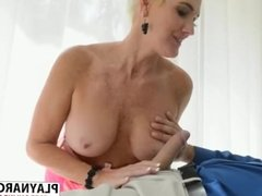 Euro Milf Lexy Cougar Gets Fucked Well Tender Son