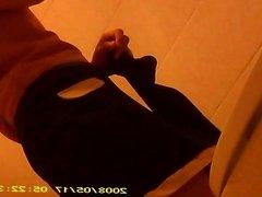Boso Cr sa public restroom (with faceshot sa gallery)