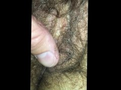 Hairy Wet Pussy