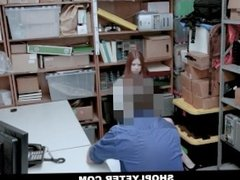 ShopLyfter - Teen Gets Caught And Fucked For Stealing During St. Pattys Day