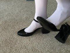 Mary Jane Shoeplay 1
