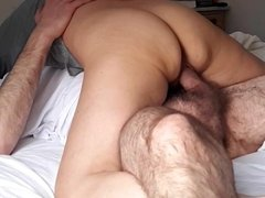 Amateur with great ass fucked on hiddem cam