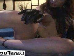 Dana DeArmond's Lesbian Fun with Mistress Arcadia