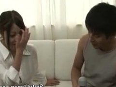 Japanese Babe Teased With A Vibrator