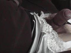 Orgasm Hands Free after Estim
