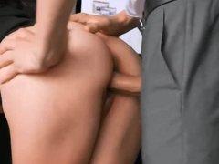 Cum on Ass