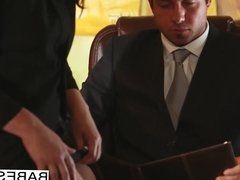 Babes - Office Obsession - Chad White and Maddy OReilly - He