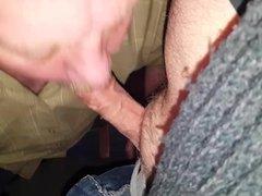 Brett makes Donald suck at gloryhole