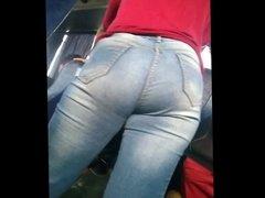 #rabuda no onibus #big ass in bus 016