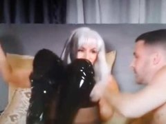Horny Sweet pvc-leather Miss nr3