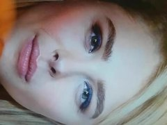 Chloe Grace Moretz cum tribute 15