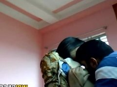 My Indian Step Sister Sucks My Cock In Parents' Bedroom
