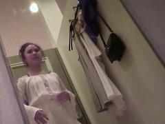 asain  dressing room