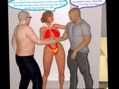 3D Comic: Cuckold Husband Reclaims Wife After She Cheated