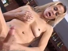 Mom Gives The Best Handjob