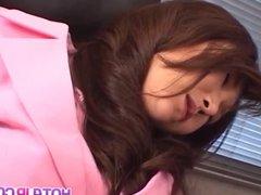 Charming vixen Maria Fujisawa enjoys getting nailed by matur