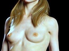 Martha Hunt naked walking