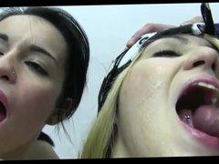 Silvana And Rebeca Bukkake Slut - PolishViking