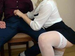 Obedient Nerdy Girl