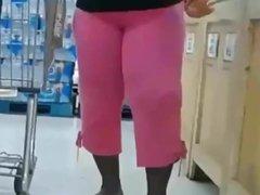 Thick grandma crotch n thighs