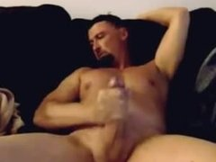 Str8 Daddy with Nice Dick cums #126