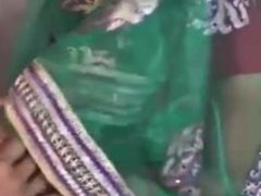 Indian desi mature shy prostitute anty fucked by old client
