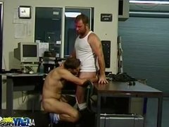 Ass Fucking While On The Job Training