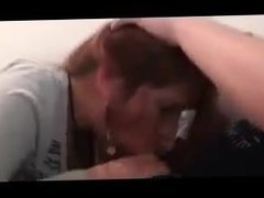 Redhead teen blowjob master  swallowscuminmouth