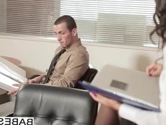 Babes - Office Obsession - Alexa Tomas and Joel - Finding Mr