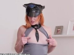Euro milf Michelle Russo looks totally arresting