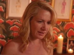 Angela Kinsey Nude Scene In 'Half Magic' On ScandalPlanetCom