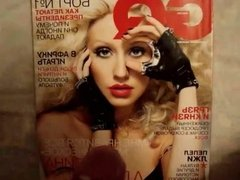 Cum On Christina Aguilera 3
