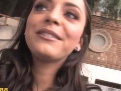 Liza Del Sierra Interracial Anal Threesome