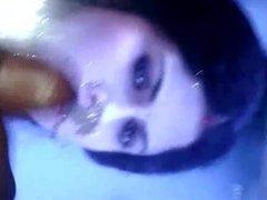 Asha Sharath Hot Spit Lovley CumShot