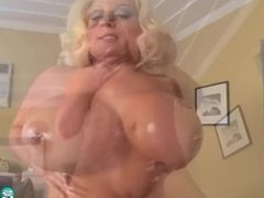 Angel Gee - Heavenly Hooters (PART 1) Big Tit Milf JOI POV