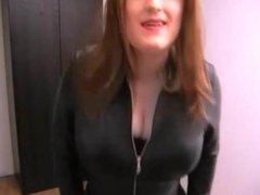 2010 Leather and visible stockings