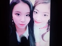 TWICE Dahyun and Chaeyoung Cum Tribute 2